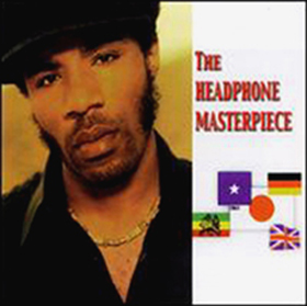 Cody ChesnuTT's album cover for The Headphone Masterpiece