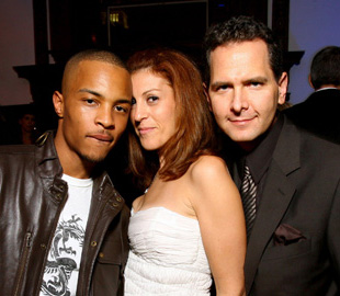 T.I., Julie Greenwald, and Craig Kallman