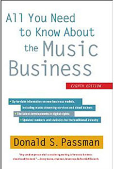 All You Need To Know About The Music Business book cover