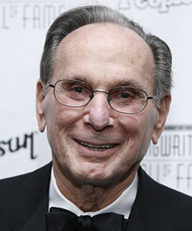 Hal David was the Chairman/CEO of the Songwriters Hall of Fame, and he was President of ASCAP from 1980-1986.