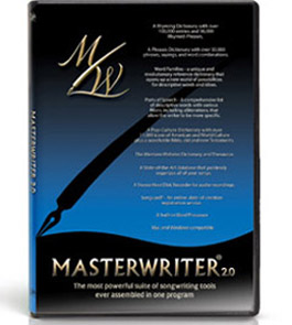 barry devorzon interview songwriting masterwriter  the cover artwork for masterwriter 2 0