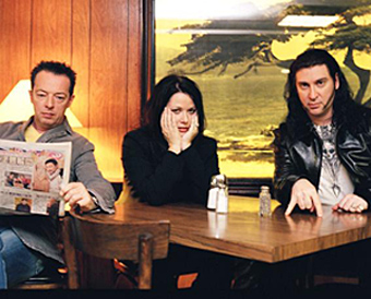THE MATRIX (Graham Edwards, Lauren Christy, Scott Spock)