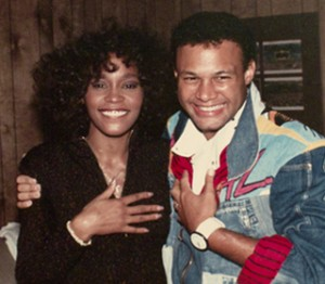 Whitney Houston & Narada Michael Walden