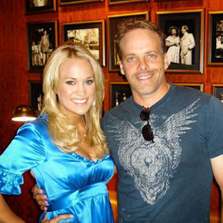 Carrie Underwood and Kelley Lovelace