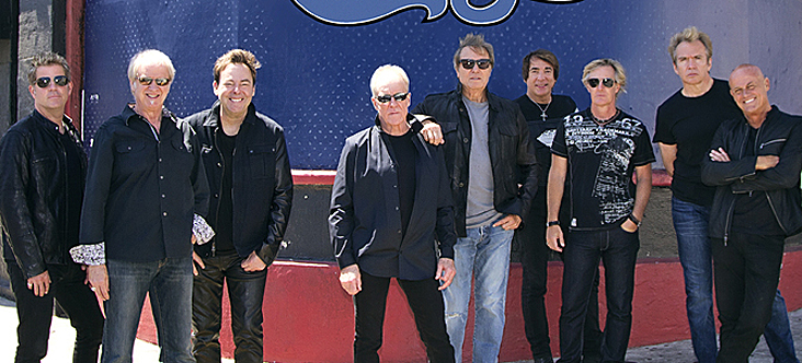 Here is the current lineup of Chicago, which features original members Robert Lamm, Terry Pankow, Lee Loughnane and Walter Paraazider.