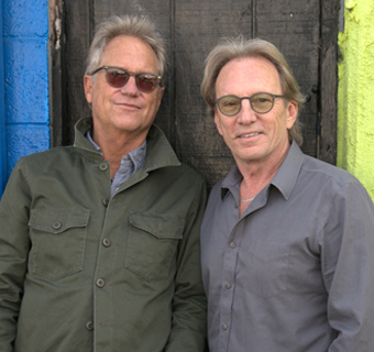 Gerry Beckley and Dewey Bunnell.
