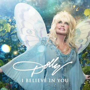 The cover of Dolly Parton's new children's album, I Believe In You.</em>