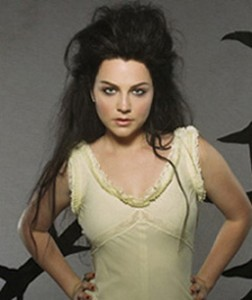 Amy Lee of Evanescence