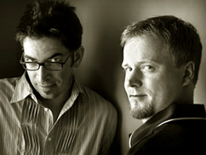 Daniel Holter & Mike Standal