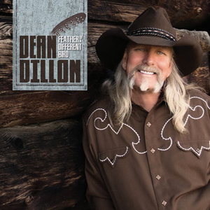 The cover of Dean Dillon's album, Feather Of A Different Bird.