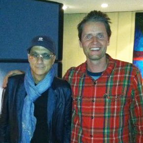 Jimmy Iovine and Toby Gad.