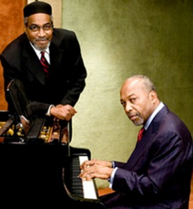 Kenny Gamble & Leon Huff.
