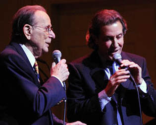 Hal David and Albert Hammond