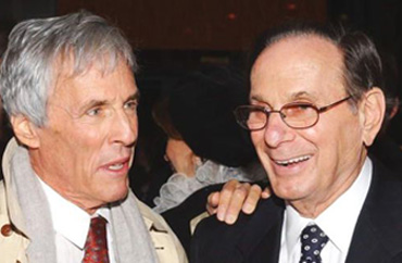 Burt Bacharach & Hal David.