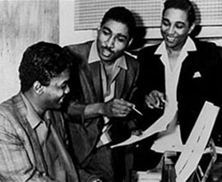 Holland/Dozier/Holland in the '60s, during the Motown era.