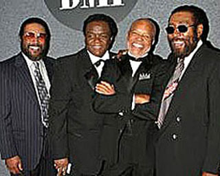 Holland/Dozier/Holland with Berry Gordy.
