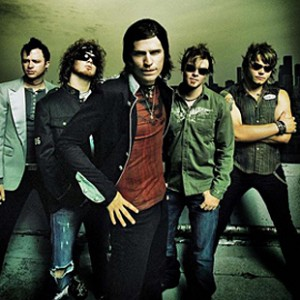 HINDER (Austin Winkler, center)
