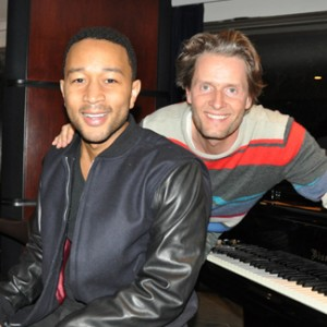 John Legend and Toby Gad