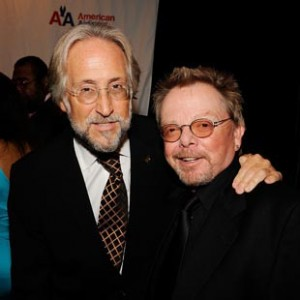 Paul Williams and Neil Portnow