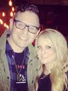 Kevin Kadish and Meghan Trainor.