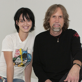 Katy Perry and Glen Ballard.