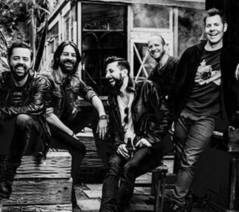 Matthew Ramsey Old Dominion Interview - Songwriting