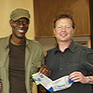 Keb Mo and Randall Wixen