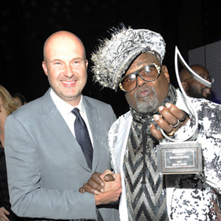 Sam Kling and George Clinton