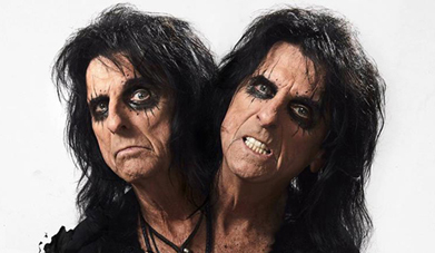 Alice Cooper Interview Writing His Classic Songs