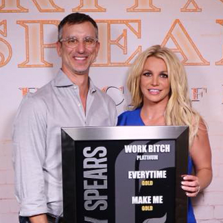 David Israelite and Britney Spears.