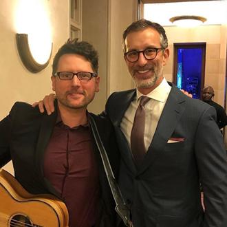 David Israelite and Chris DeStefano