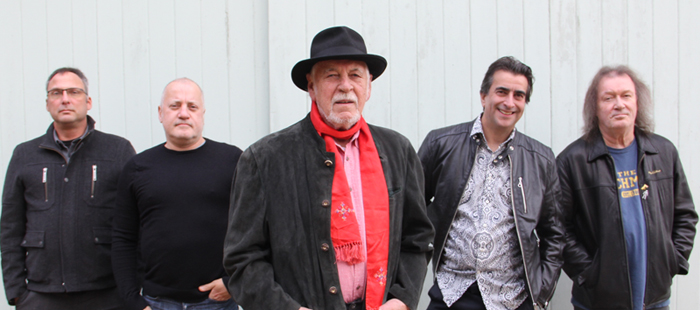 Gary Brooker Procol Harum Interview - Writing Their Classic Songs